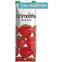 mySmoothie - Erdbeere, 0,25L - 12 Tetra-Paks