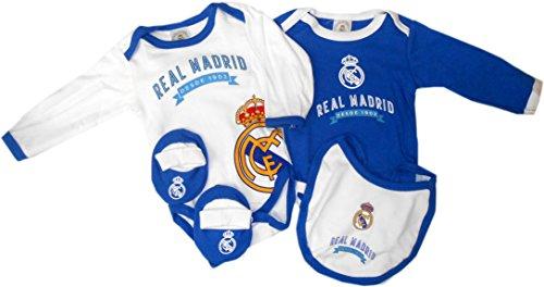SET NACIMIENTO REAL MADRID 5PZS