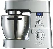 Kenwood Cooking Chef Kitchen Machine, KM080/86, Silver, 1 Year Brand Warranty