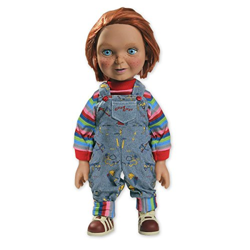 Close Up Child's Play Chucky Puppe 15