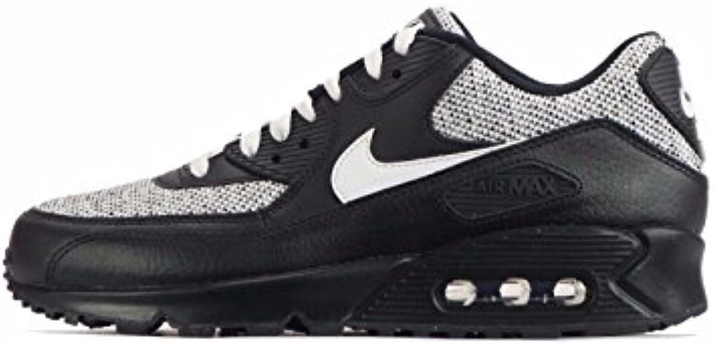 Nike  Nike Air Max 90 Essential  Herren Sneaker mehrfarbig schwarz / weiß