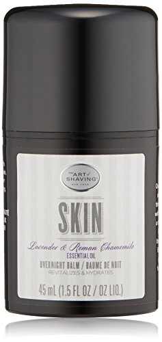 The Art Of Shaving Lavender amd Roman Chamomile Overnight Balm 45ml