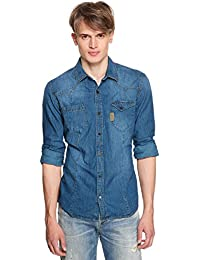 QS by s.Oliver Jeans Chemise Extra Slim
