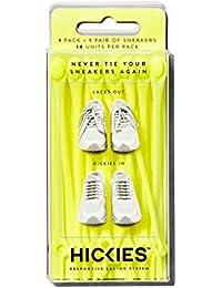 HICKIES Des lacets élastiques à taille unique qui ne se détachent jamais