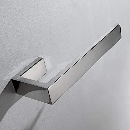 Lolypot portasciugamani cromato lucido porta asciugamani, 304 acciaio inossidabile bagno da porta asciugamani accessori per il bagno