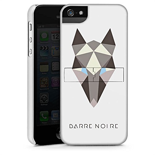 Apple iPhone X Silikon Hülle Case Schutzhülle Fuchs Muster Fox Premium Case StandUp