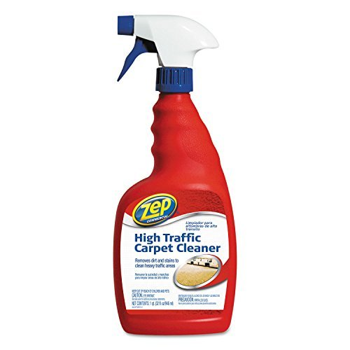 ** High Traffic Carpet Cleaner, 32 oz Spray Bottle by 4COU