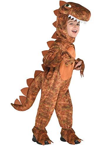 Kind T Rex Dinosaurier Kostüm 3-4 Jahre