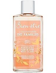 Bien Être - Eau Parfumée Des Familles Aux Notes Parfumées De Mandarine / Fleur De Coton Musc Blanc - 250 ml