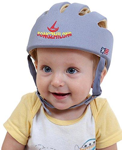 SZL - Sombrero - para bebé niño gris gris L