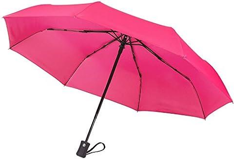 60 MPH Windproof Travel Umbrellas