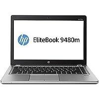Genéricos PORTATIL HP ELITEBOOK 9480M SEGUNDA MANO (REACONDICIONADO) 14P/I5-4310U 2.0GHZ/8GB/180GB SSD/WIN 8 PRO