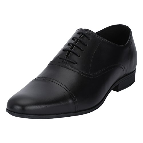 Red Tape Men's Black Formal Shoes-8 UK/India (42 EU)(RTE1011-8)