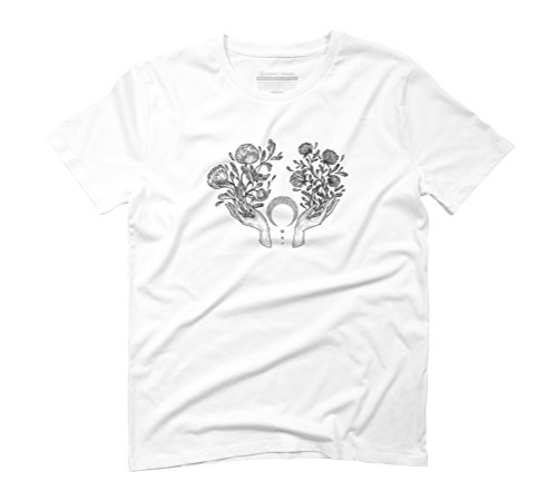 Magic Men's Graphic T-Shirt - Design By Humans White