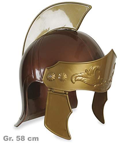 Römer-Helm für Erwachsene, (Gladiator Helm Kostüm)