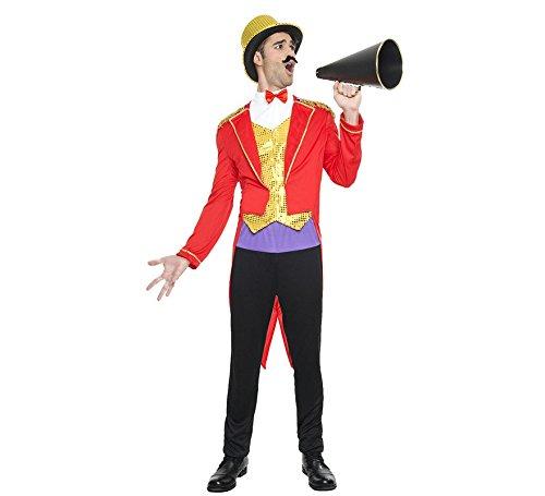 Imagen de disfraz de domador de circo para hombre