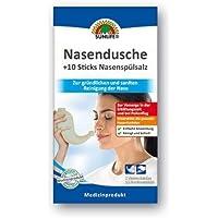 Nasendusche- Set SUNLIFE® Nasendusche + 70 Sticks Nasenspülsalz preisvergleich bei billige-tabletten.eu