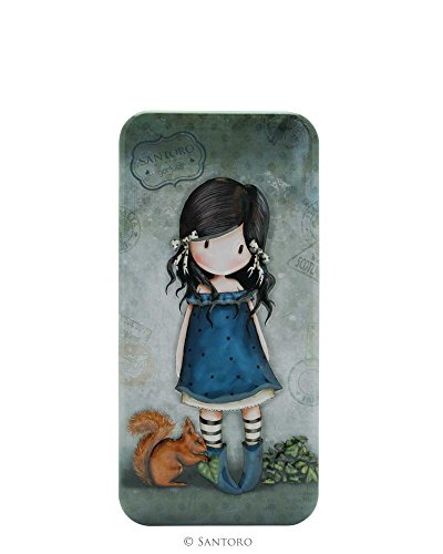 Santoro gorjuss pencil tin – you brought me love