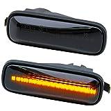 rm-style LED SEITENBLINKER schwarz Smoke [71108-1]