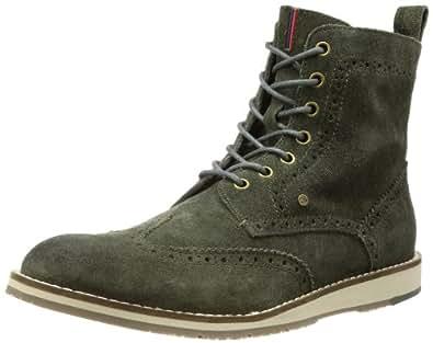 Tommy Hilfiger ARTHUR 2B FM56815971, Herren Desert Boots, Grün (CLIMBING IVY 310), EU 46