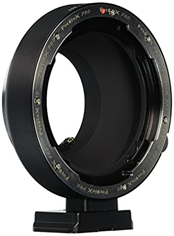 Fotodiox Pro Lens Mount Adapter with Dandelion AF Focus Confirmation Chip - Hasselblad Lens to Canon EOS adapter, for Canon EOS 1D, 1DS, Mark II, III, IV, 1DC, 1DX, D30, D60, 10D, 20D, 20DA, 30D, 40D, 50D, 60D, 60DA, 5D, Mark II, 7D, Rebel XT, XTi