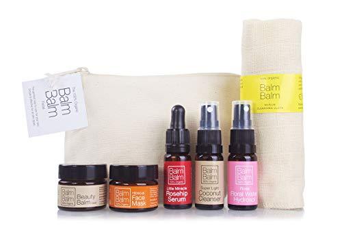 Starter kit - Kit de démarrage 100% organic - Balm Balm