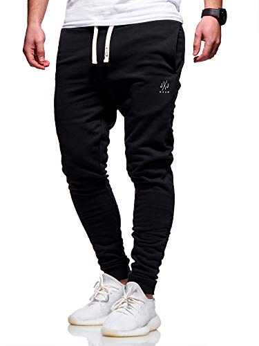 JACK & JONES Herren Jogginghose Sweat Pants Trainingshose Freizeithose Joggers Streetwear (Medium, Tap Shoe)