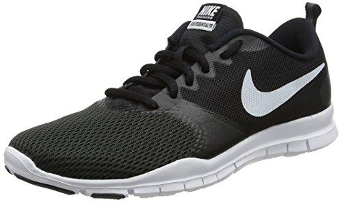 Nike Damen Flex Essential TR Fitnessschuhe, Schwarz (Black/Anthracite White 001), 40.5 - Nike Damen Flex