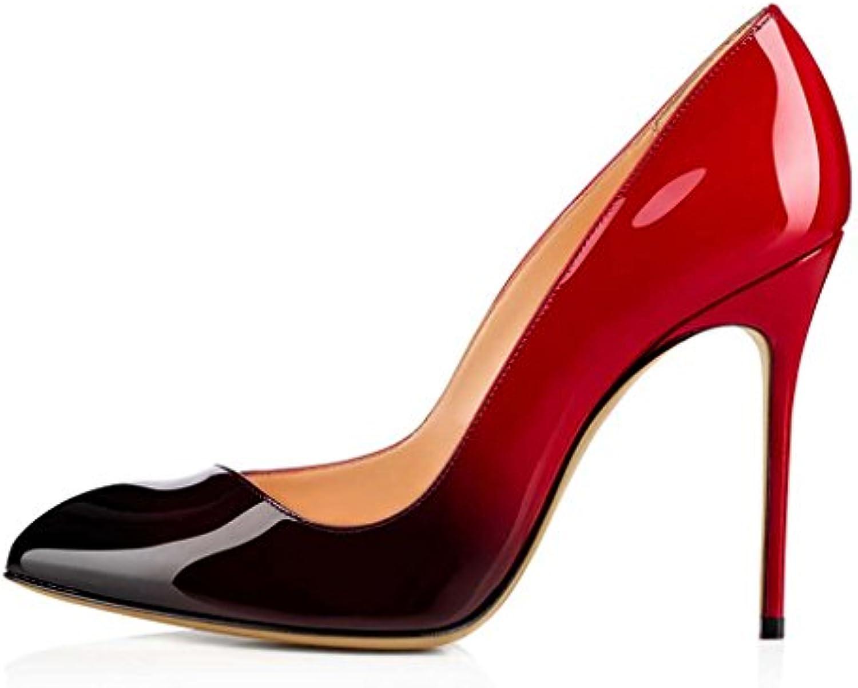 LFF.FF Scarpe Piatte Da Donna Sexy A Punta Piatta Da Donna Discoteca Scarpe Da Sposa Alte (Altezza Del Tacco ... | Prezzo Pazzesco  | Uomini/Donne Scarpa