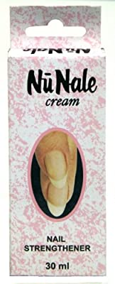 Nu Nale-Cream Nail Strengthener - 30 ml
