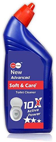 Soft & Care Liquid Toilet Cleaner