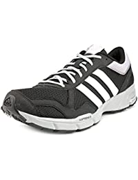 Adidas Marathon 10 Herren Schwarz Rund Laufschuhe Gre Neu EU