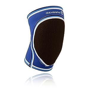 Rehband Herren Knieschoner 7752 Handball, blau, XS