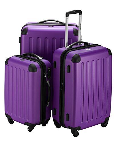 HAUPTSTADTKOFFER · Sets de bagages · (49;82;128 liters) · Serrure TSA · VIOLET