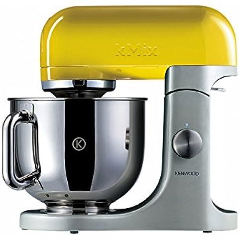 Kenwood KMX98 - Robot de cocina, color amarillo