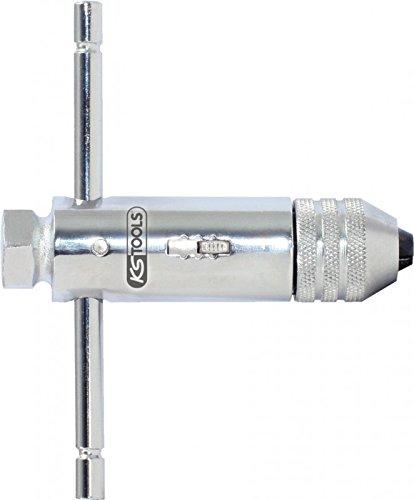 KS Tools 331.0665 Werkzeughalter mit Umschalt-Ratschenkopf, 100mm