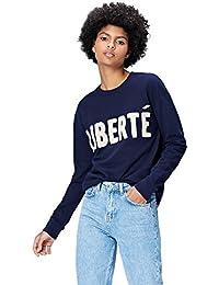 FIND Women's Liberté Appliqué Sweatshirt