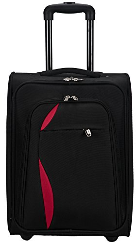 KILLER Polyester 44 Ltr Black Laptop Roller Cases