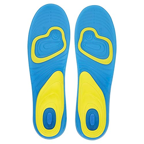 Scholl Scholl GelActiv Einlegesohlen Sparpack Everyday Einlagen Schuhsohle (Gr??e 40-46.5) 4er Pack (4x 1 Paar)