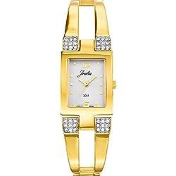 Joalia Women's Watch 631863Analog Quartz Gold 631863