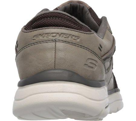 Skechers Fit Relaxed Patins Piaro Sneaker Grey