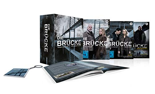 Die Brücke - Transit in den Tod: Die komplette Serie (20 DVDs)