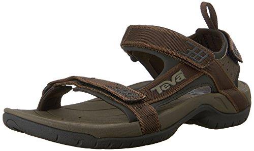 Teva Men's Tanza M's Brown Sandal 4141 10 UK, 11 US