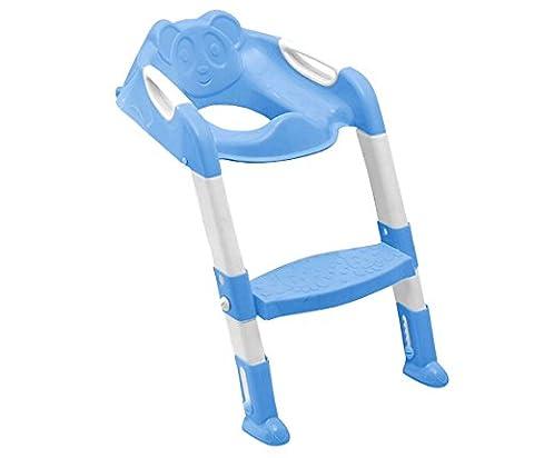 WC-Leiter/Sitz mit Stufen fürs Töpfchentraining, für Baby/Kleinkind