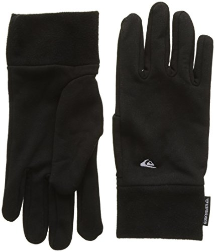Quiksilver Hottawa Gants Homme, Anthracite/Solid, FR : L (Taille Fabricant : L)