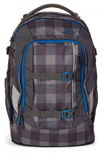 Ergobag satch School Backpack 48 cm Notebook Compartment Checkplaid