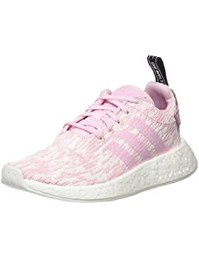 adidas Damen NMD_r2 W Low-Top, Weiß