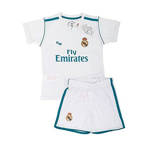 Uniforme Real Madrid oficial junior primera equipación [AB3900]