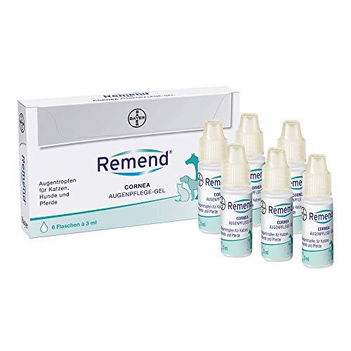 Remend Cornea Augenpflege 6X3 ml