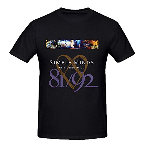 Simple Minds Glittering Prize 81/92 T-shirt